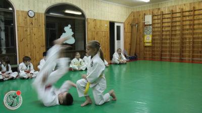 айкидо спортивная секция для детей подростков позняки киев