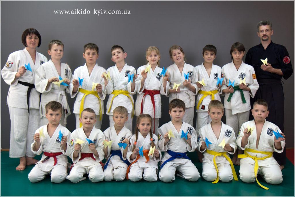 айкідо-спорт-ребенок-позняки-киев