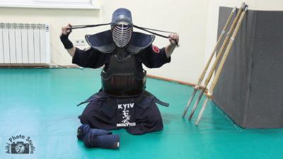 айкидо кендо спортивный лагерь музыка осени