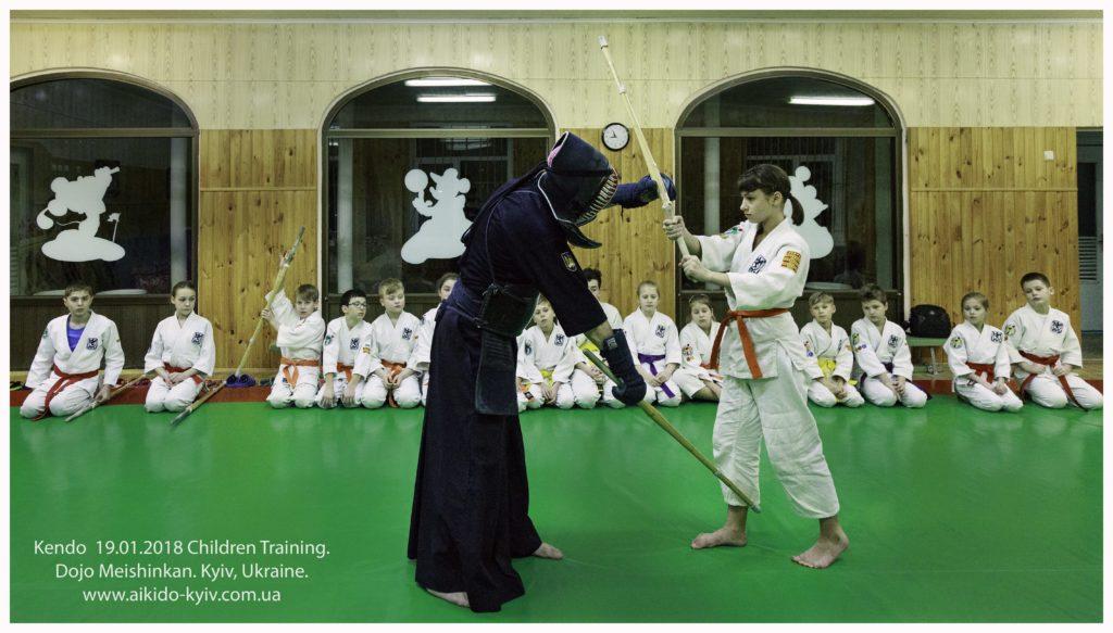 003 кендо дети спорт киев позняки айкидо