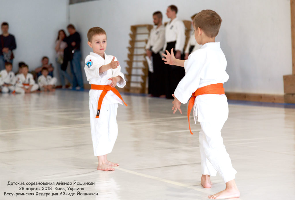 03 айкидо спортивная секция ребенок киев