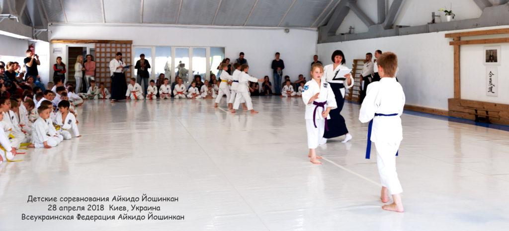 07 айкидо спортивная секция ребенок киев