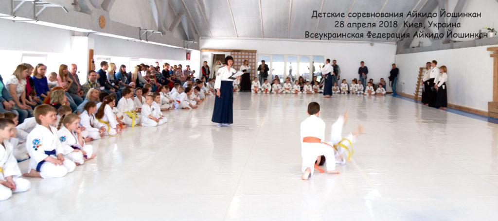 08 айкидо спортивная секция ребенок киев