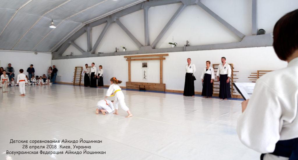 11 айкидо спортивная секция ребенок киев