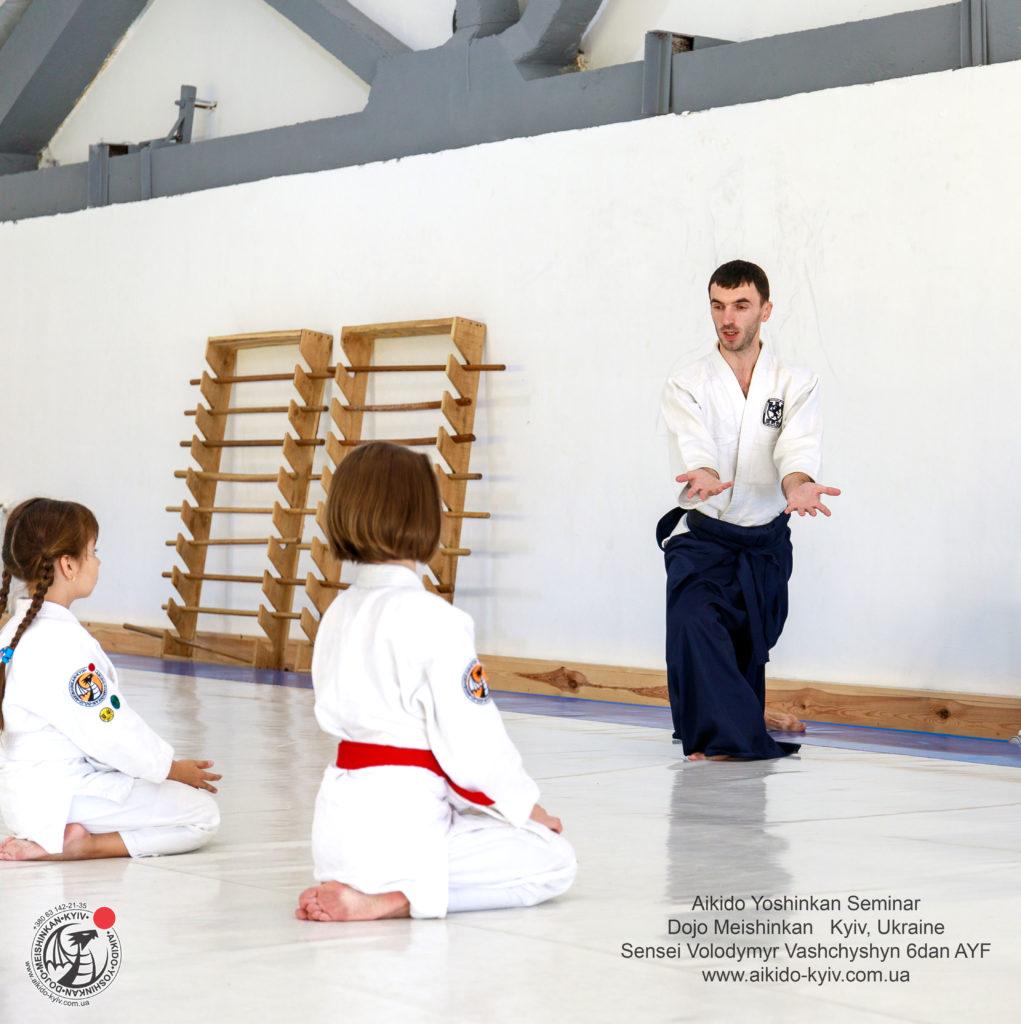 айкидо семинар спорт позняки
